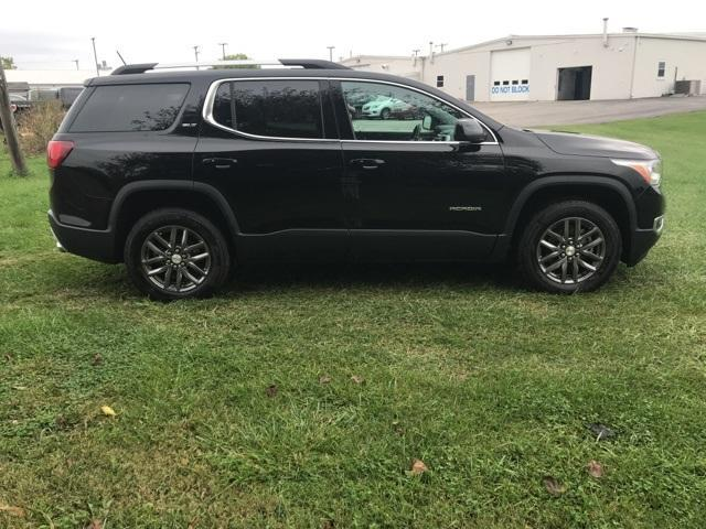 Pre-Owned 2018 GMC Acadia SLT-1
