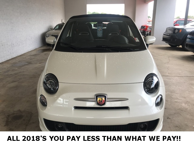 New 2018 FIAT 500c Abarth