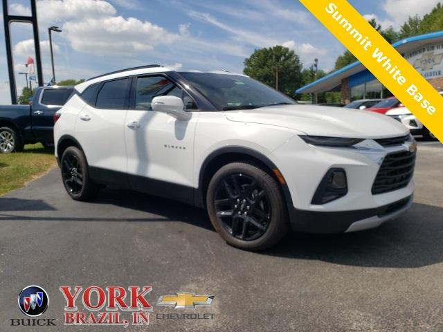 New 2019 Chevrolet Blazer
