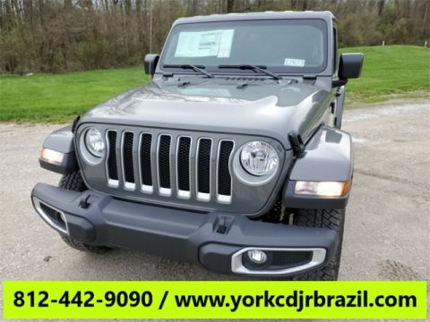 New 2019 Jeep Wrangler Unlimited Sahara 4WD