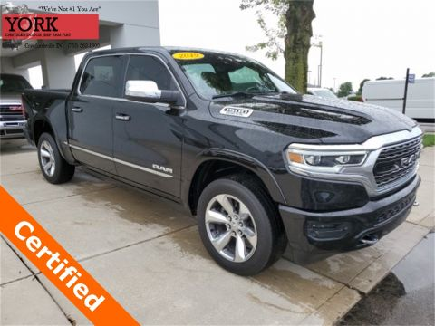 Certified Pre-Owned 2019 Ram 1500 Limited 4WD