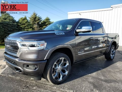 New 2020 Ram 1500 Limited 4WD