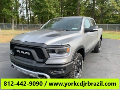 New 2020 Ram 1500 Rebel 4WD
