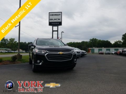 Pre-Owned 2018 Chevrolet Traverse LT FWD 4D Sport Utility