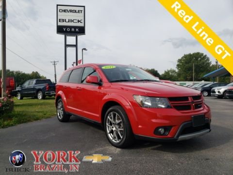 Pre-Owned 2017 Dodge Journey GT FWD 4D Sport Utility