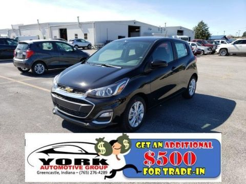 New 2020 Chevrolet Spark LT FWD 4D Hatchback